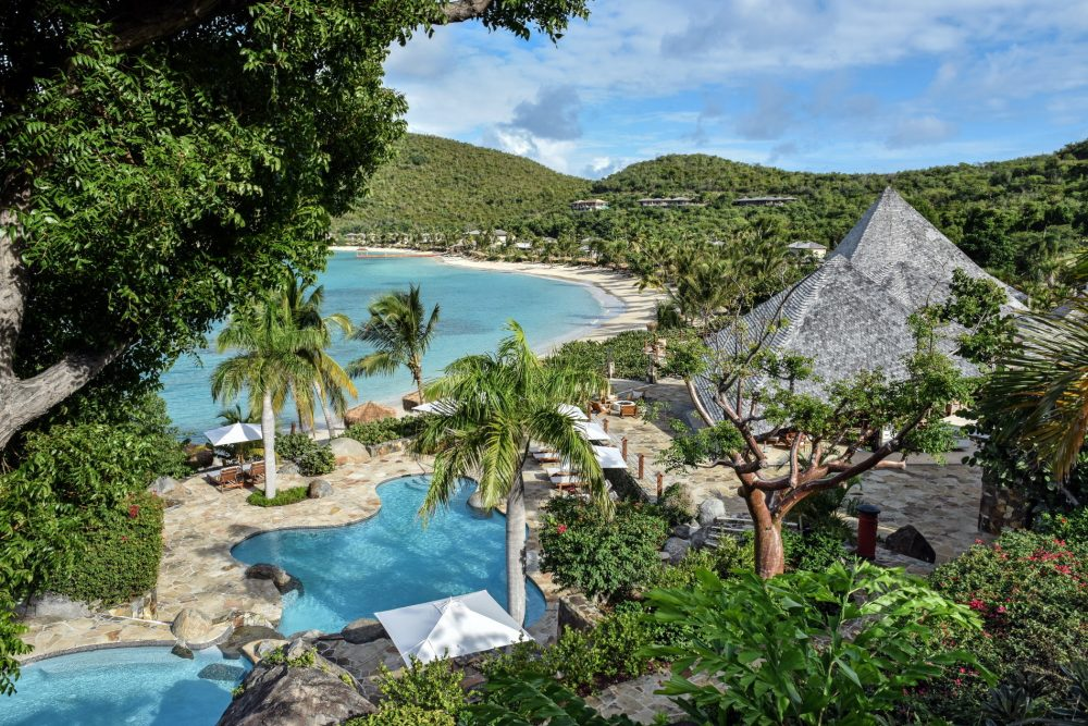 Rosewood Little Dix Bay, a new age of luxury to the British Virgin Islands