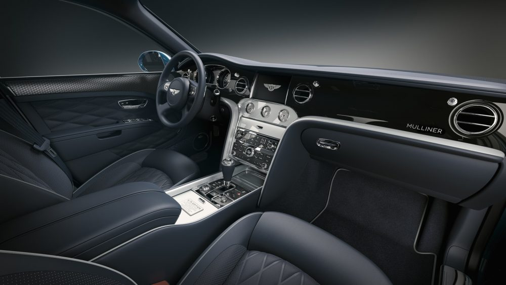 Bentley Mulsanne 6.75 Edition by Mulliner restricted to just 30 cars