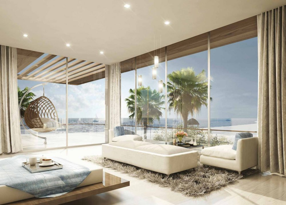Nudra—bespoke beachside living within Saadiyat Island's cultural district, Abu Dhabi