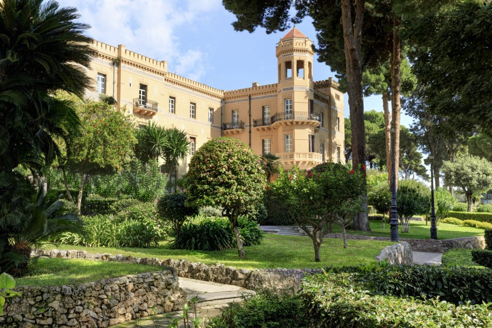 Villa Igiea, the classical Palermo hotel, returns to its grandeur on June 1, 2020