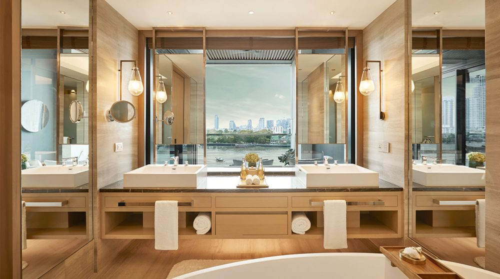 Capella Bangkok, let your heart meander the river