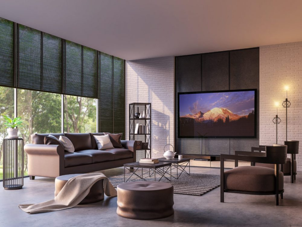 A visual masterpiece—Aquavision's exclusive DB range of televisions