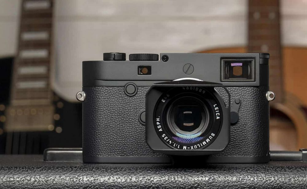 Leica M10 Monochrom: black-and-white photography like never before