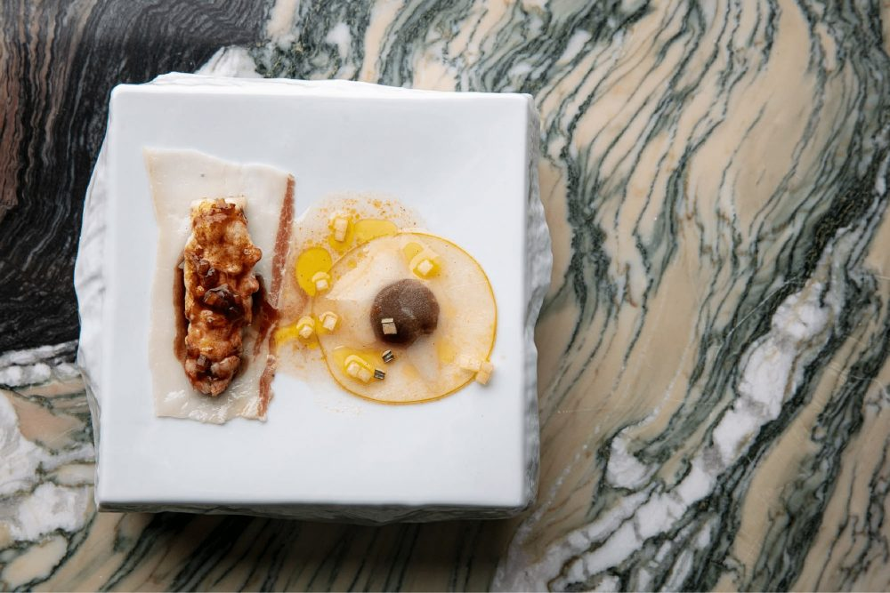 Muse by Tom Aikens, a fine dining experience of autobiographical beauty