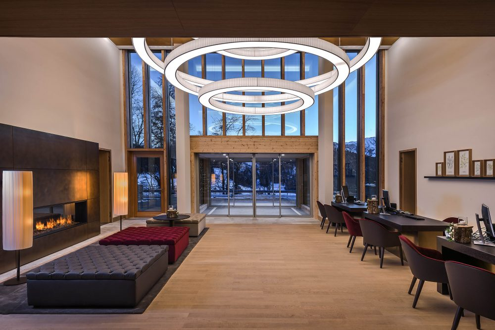 Waldhotel in Switzerland is the next European wellness destination