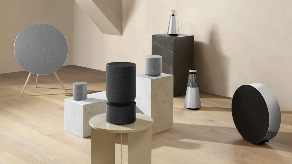 Bang & Olufsen's powerful home speaker Beosound Balance