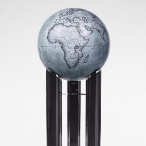 Worldly wonders: bring global distinction into your home with the stunning Tellus globe