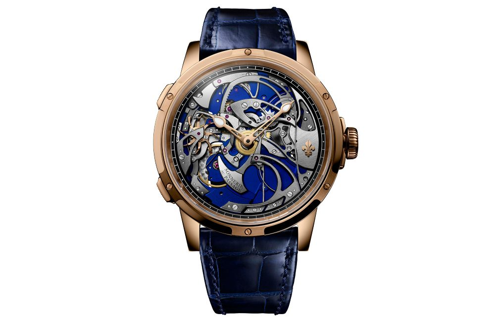 Ultravox Louis Moinet's first ever Hour-Strike