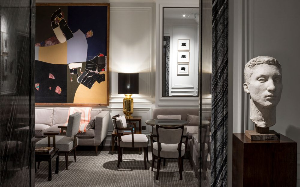 J.K. Place Paris Rive Gauche, the eponymous brand's first hotel outside of Italy