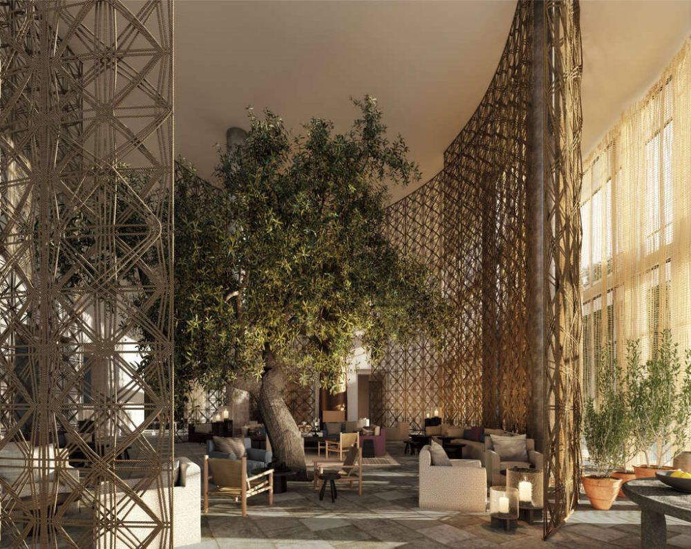 Janu, the new hotel brand by Aman is all about finding the beauty of balance