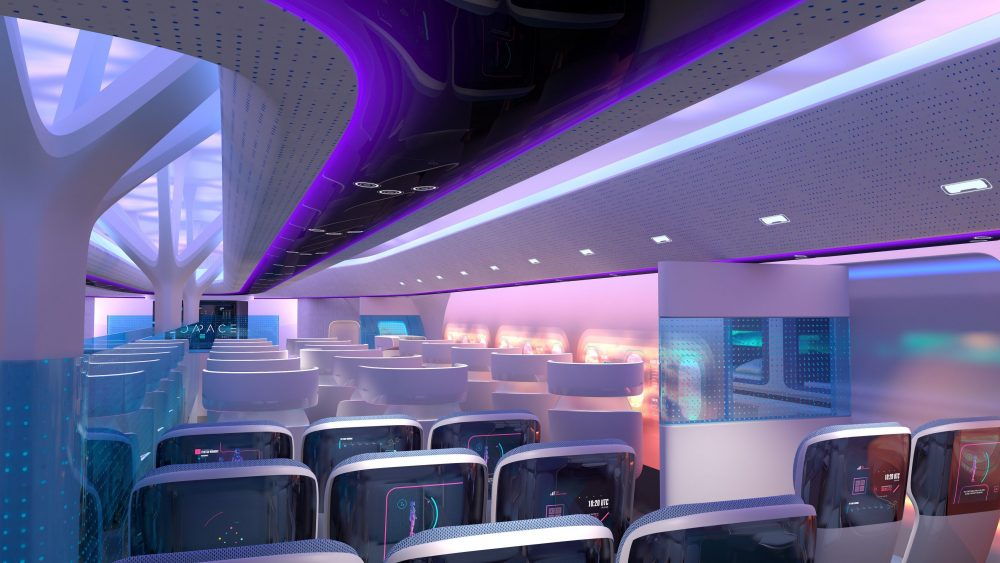 Airbus MAVERIC, improving environmental performance and passenger experience