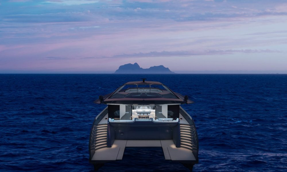 SolarImpact, a luxury yacht with sustainability in mind