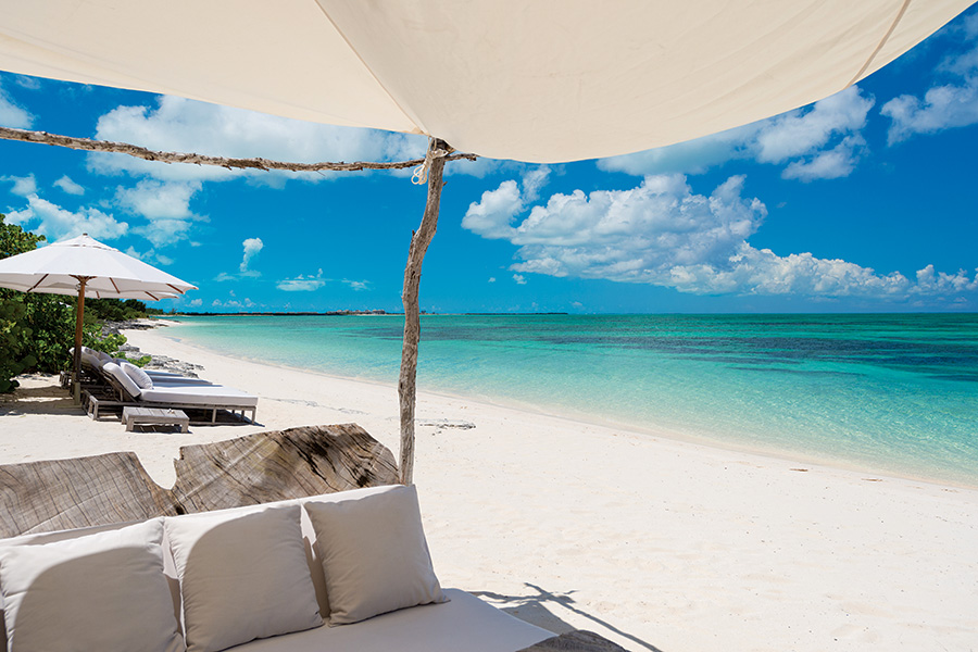 Your next Caribbean getaway: Como Parrot Cay in Turks and Caicos