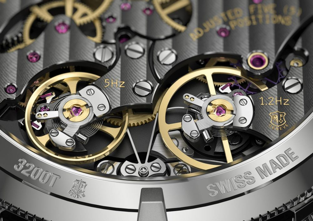 The innovative Traditionnelle Twin Beat Perpetual Calendar by Vacheron Constantin