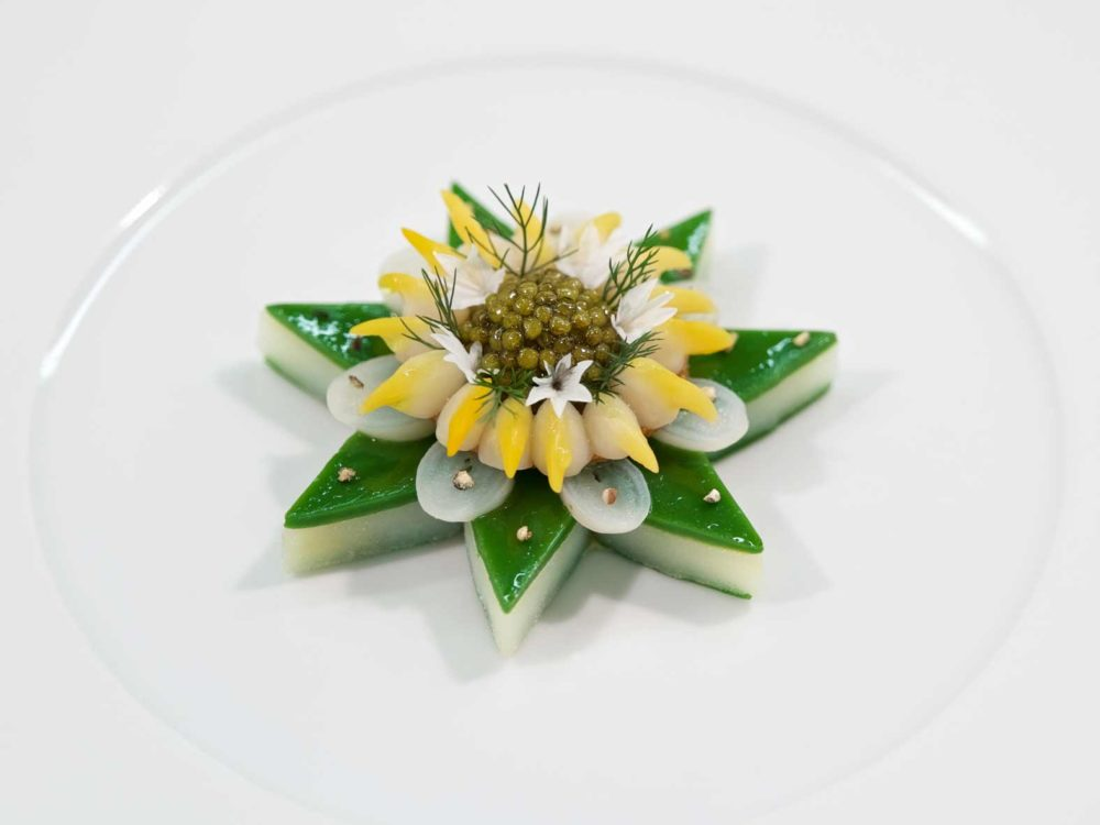 The Greenhouse restaurant, Mayfair: a verdant oasis of culinary wonder
