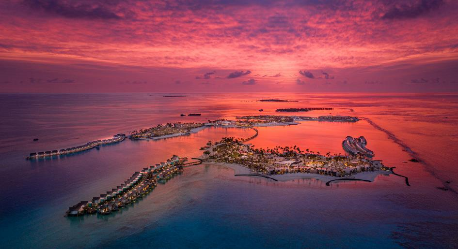 Crossroads Maldives, redefining the Maldives as a world-class entertainment destination