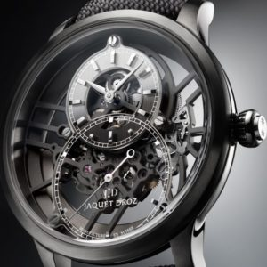 The two new faces of the Grande Seconde Skelet-one by Jaquet Droz