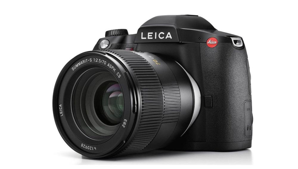 Leica S3: the latest model of the Leica S medium format system