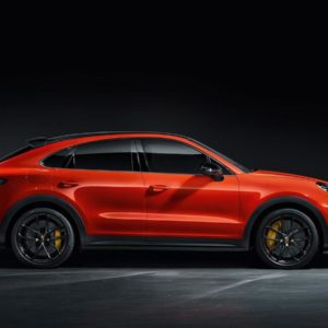 Electrified amidst the all-new 2020 Porsche Cayenne Turbo S E-Hybrid Coupe