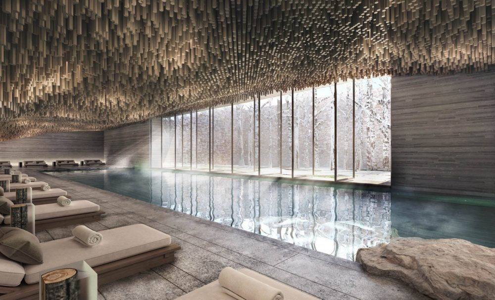 Six Senses Crans-Montana, Switzerland, opening in 2021