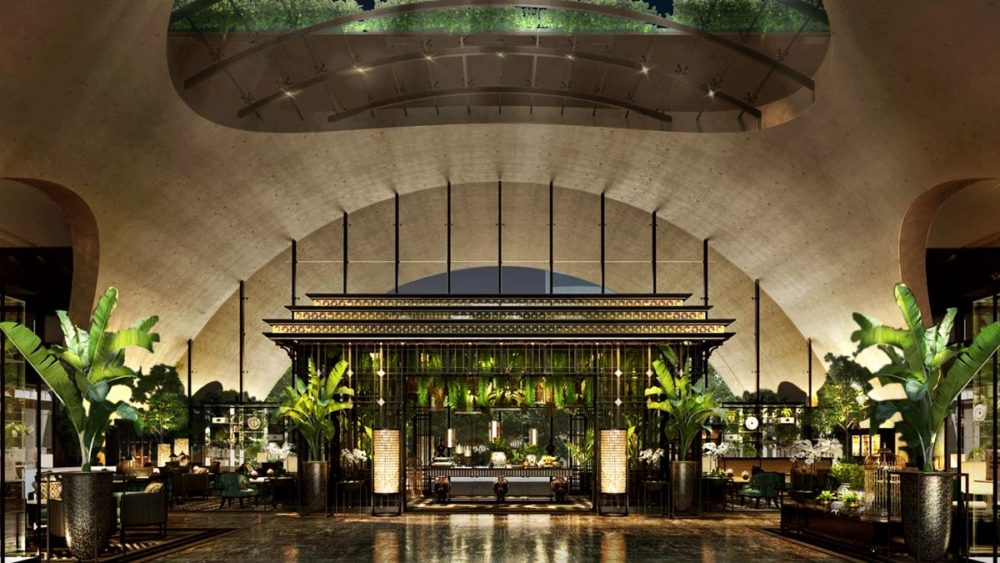 Sindhorn Kempinski Hotel Bangkok, a unique experience in one of Asia's most vibrant cities