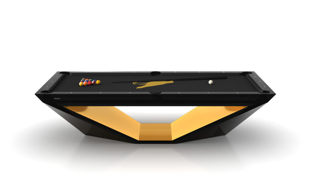 Los Angeles based 11 ravens announces limited-edition pool table exclusively to Rolls-Royce customers