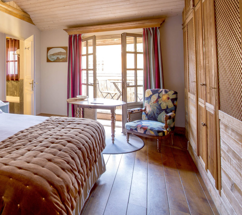 Les Sources de Caudalie in Bordeaux and Loire Valley are the first vinotherapy hotels of their kind