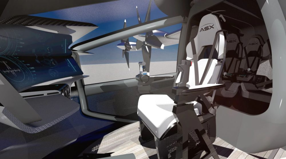 MOBi-One: ASX's electric vertical take off and landing tilt-wing (eVTOL)