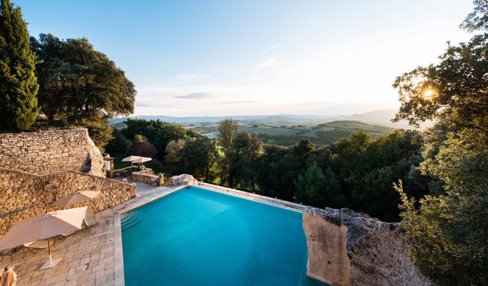 Borgo Pignano, an enchanting haven of peace and tranquillity in Tuscany