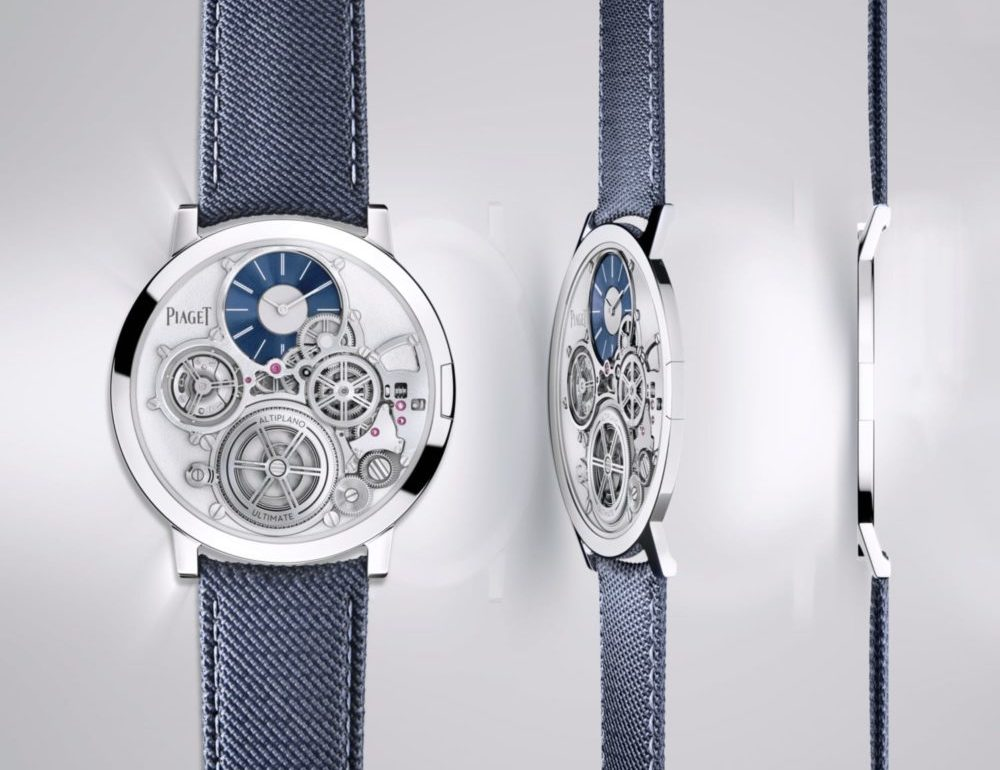 Piaget Altiplano Ultimate Concept: from a micro-engineering experiment to reality