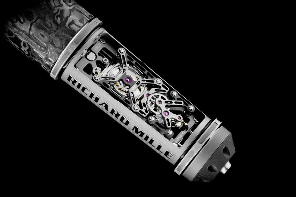 RM S05, a mechanical fountain pen by Richard Mille