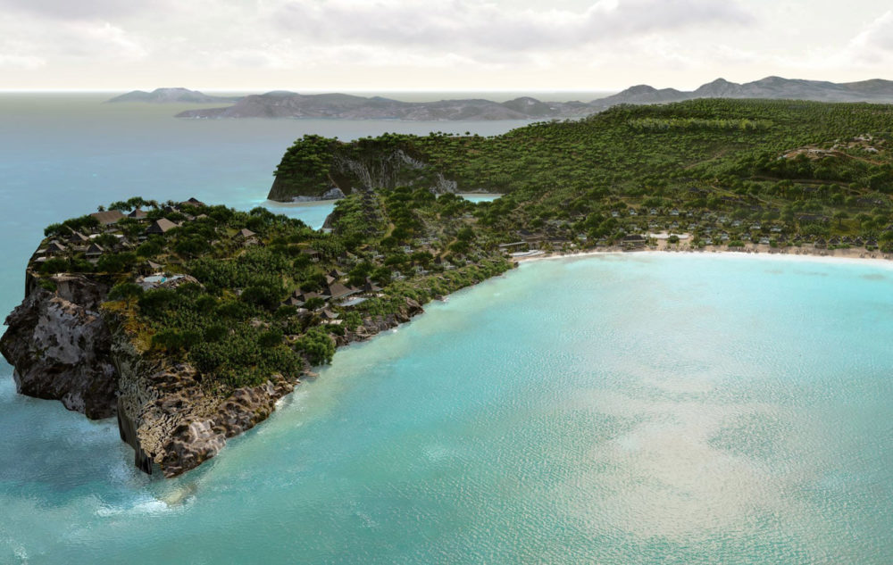Rosewood Half Moon Bay in Antigua to open in 2023