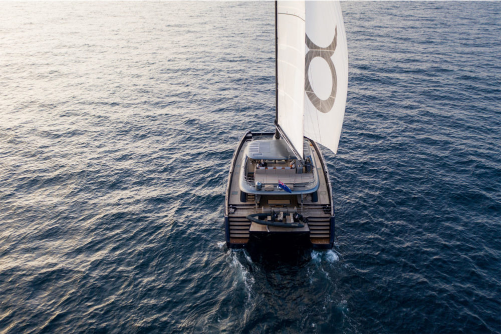 Sunreef 80, a bold and contemporary catamaran setting the industry standards