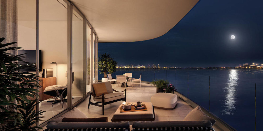 The Una Residences, Brickell Waterfront, Miami