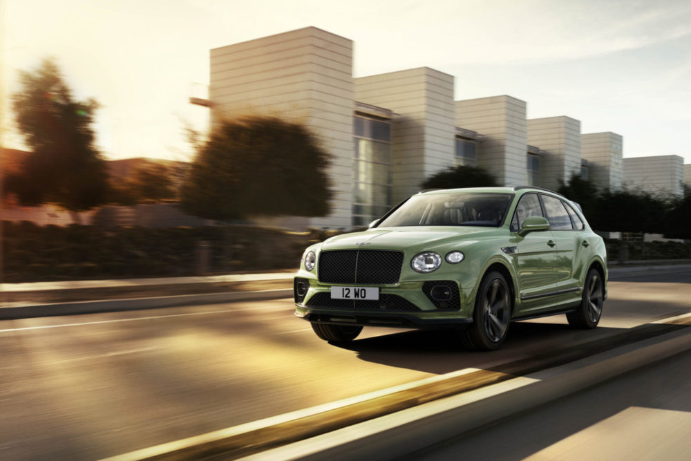 2021 Bentayga, Bentley raises the bar again with sector-defining luxury SUV