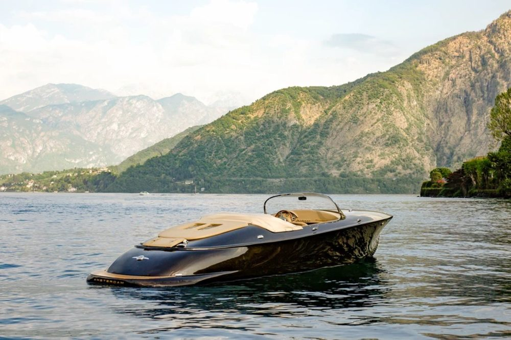 Seven Seas Yachts Hermes Speedster – Messenger of the Gods on the water