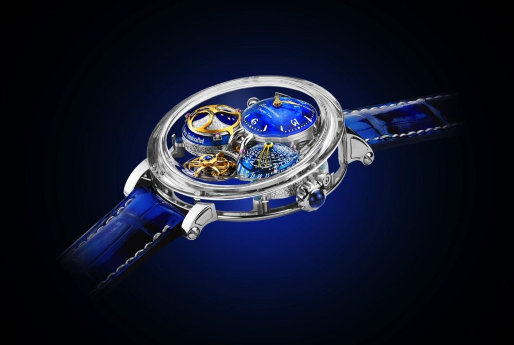Bovet Récital 26 Brainstorm Chapter Two showcases new display mechanisms