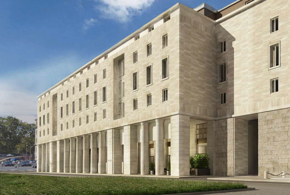 Bvlgari Hotel Roma set to open in 2022 as it becomes its heritage temple