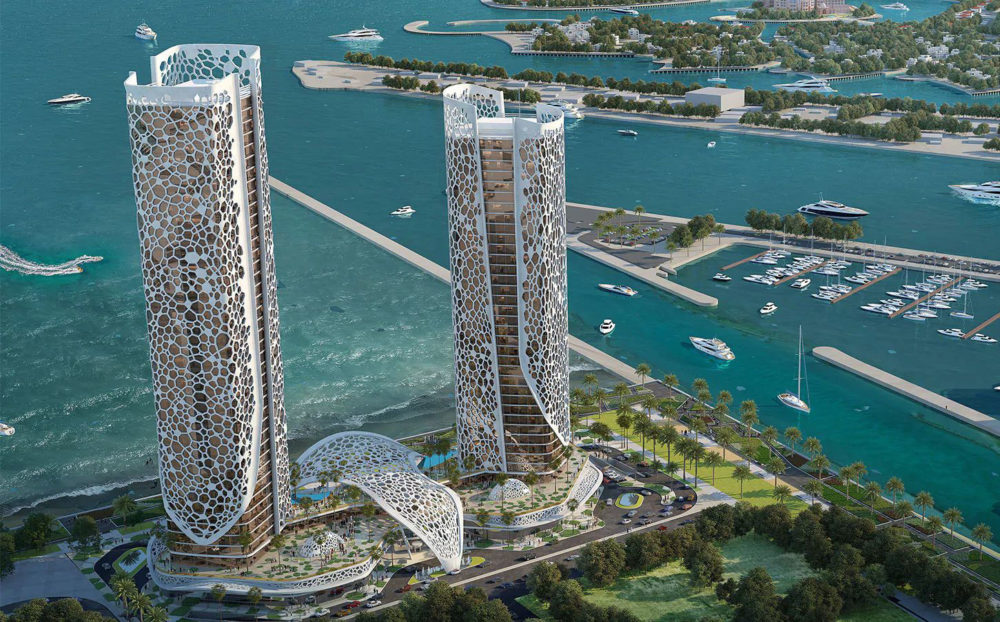 Rosewood Doha to open in Lusail City in Qatar in 2022