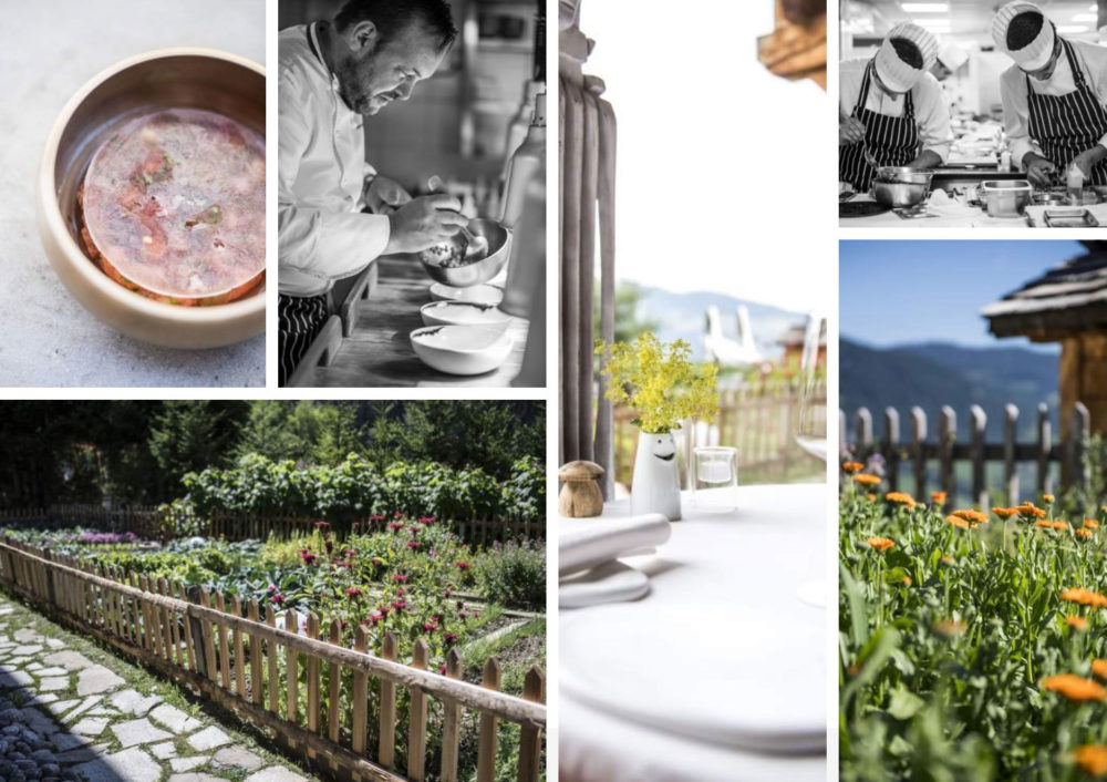 Flocons de Sel, a delightful culinary experience in the heart of authentic Haute-Savoie, Megève
