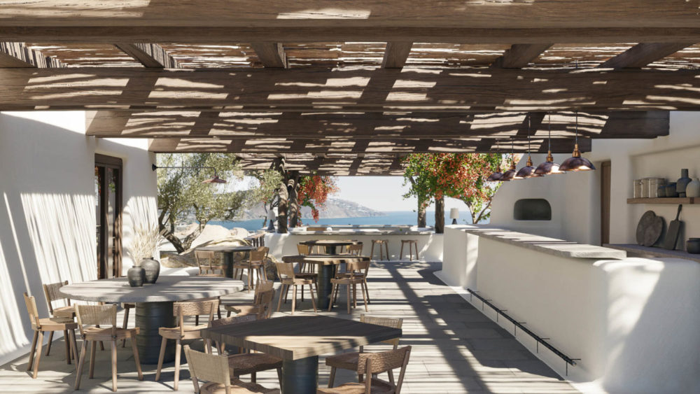 Kalesma Mykonos, a new luxury destination to experience the revival of Mykonian spirit