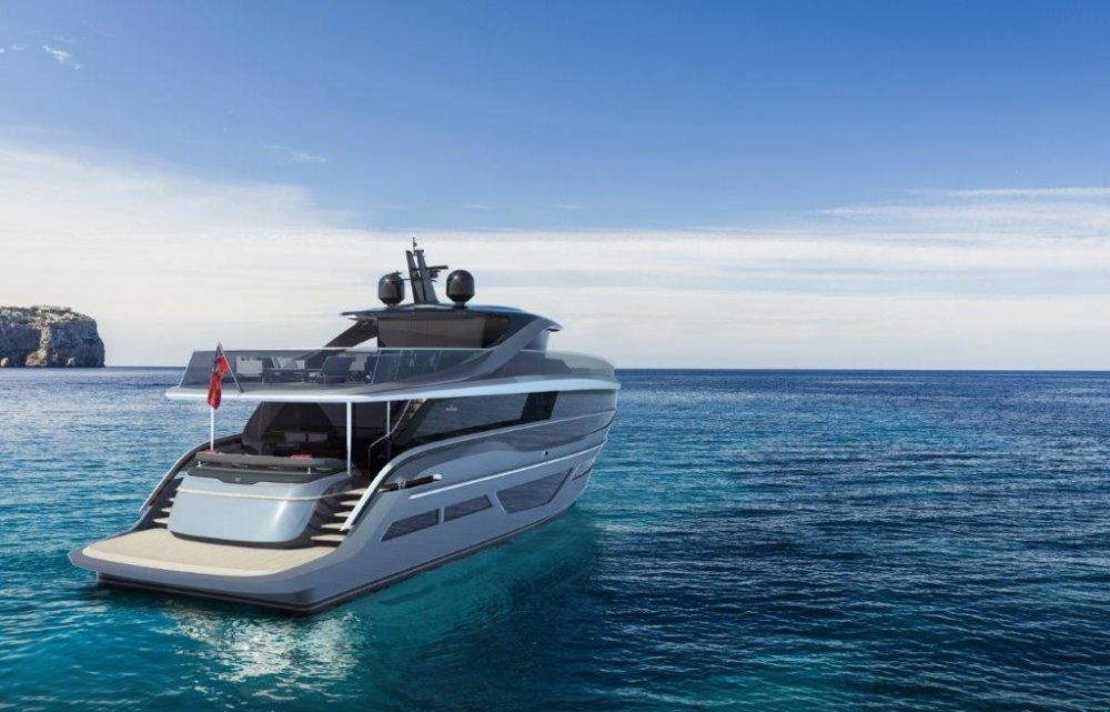 Princess X95 Super Flybridge Yacht, a unique boating lifestyle