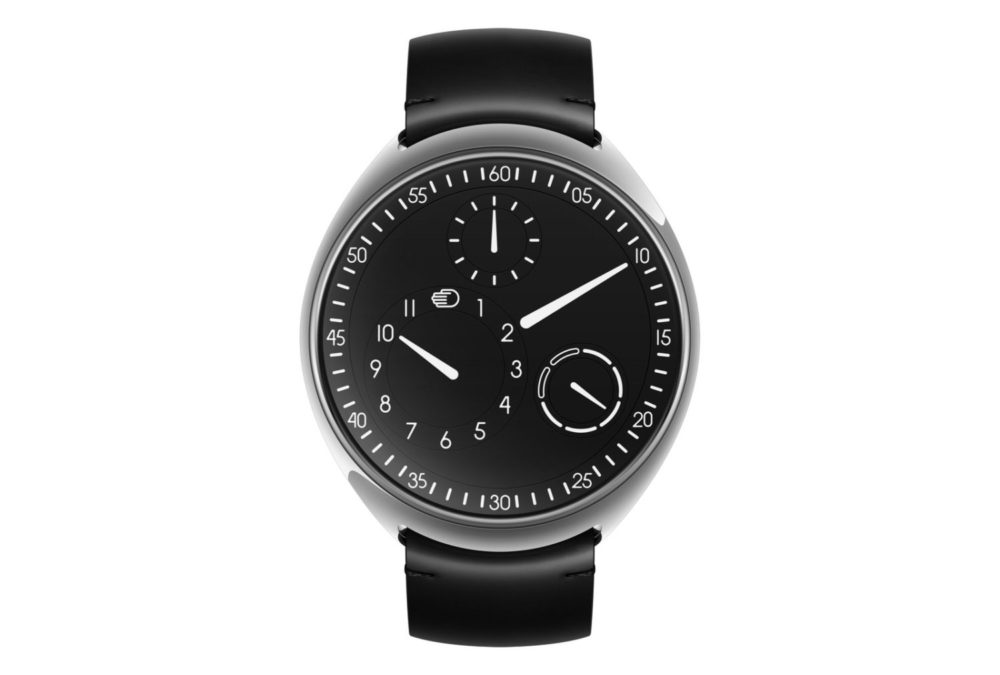 Ressence Type 1 Slim, the original design gets its first case makeover