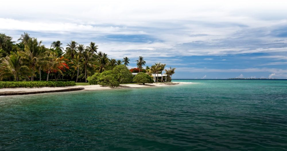 Banwa Island, your own private world in Palawan