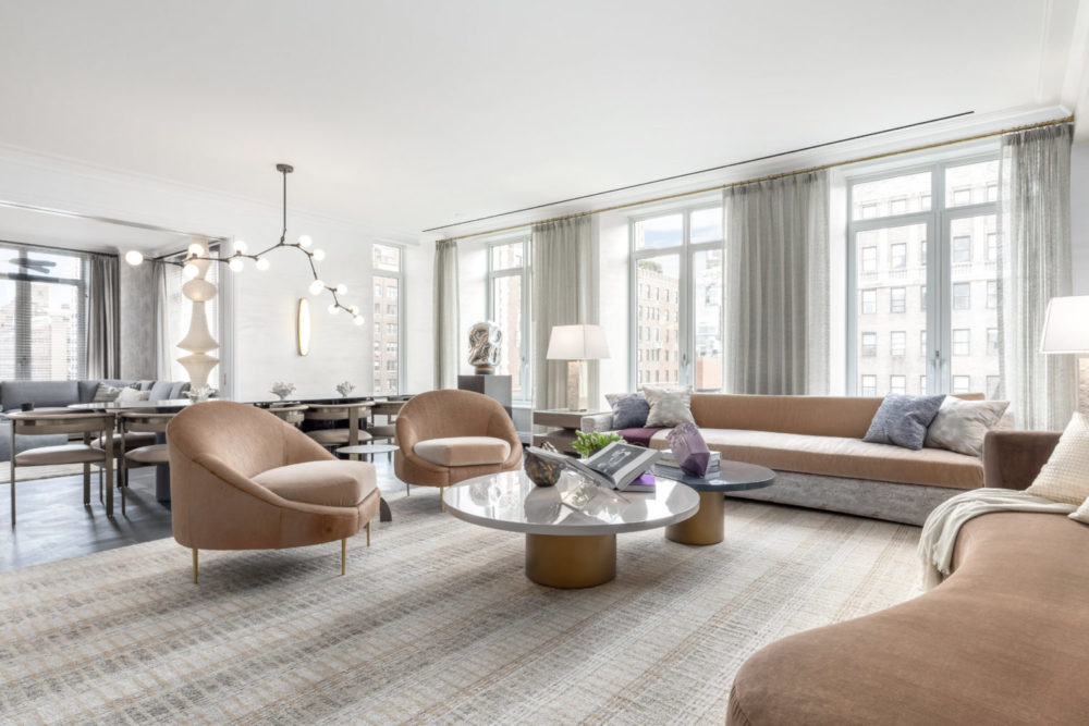 1010 Park Avenue, a distinguished new property located at the heart of the Park Avenue District