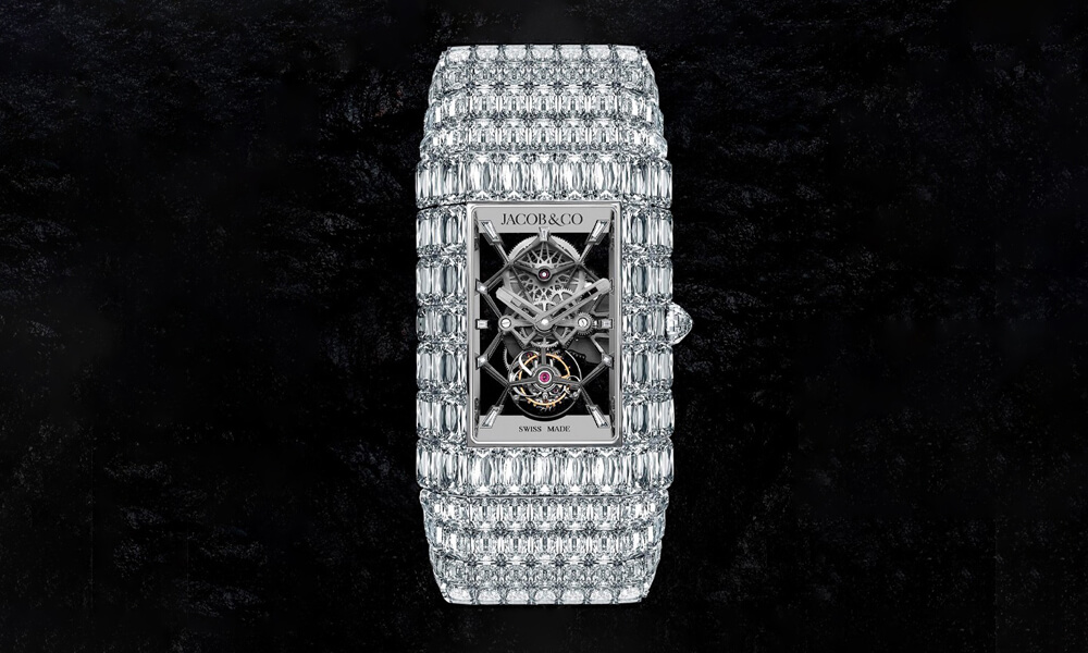 Jacob & Co announces one-off Billionaire ASHOKA Diamond Watch