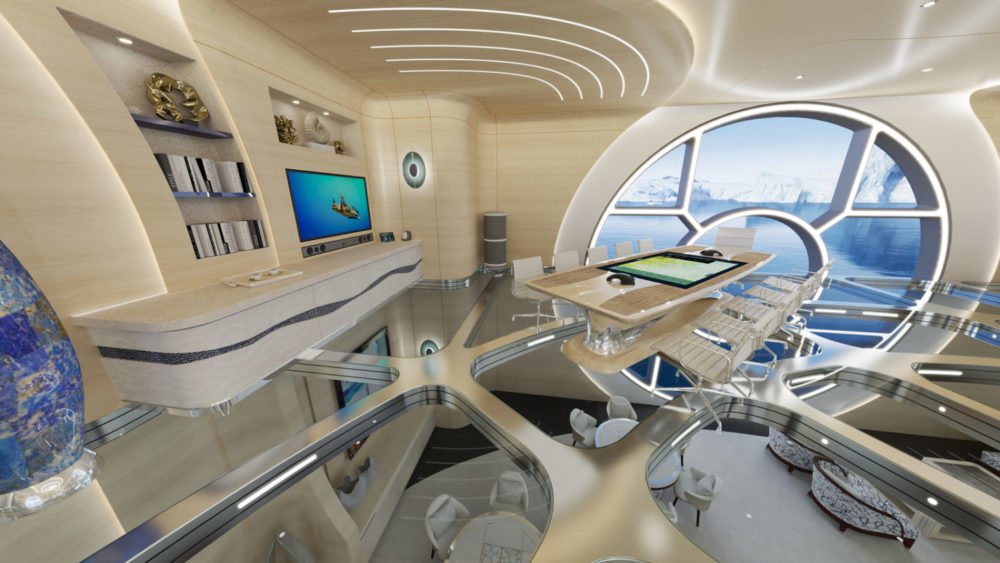 Thor Explore by Gresham Yacht Design, a luxurious exploration vessel