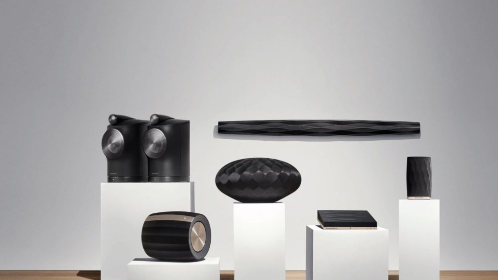 Bowers & Wilkins Formation Suite redefines uncompromised wireless sound