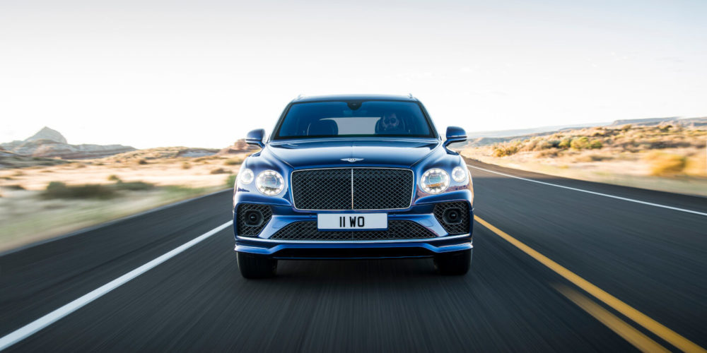 2021 Bentley Bentayga Speed, effortless performance meets unrivalled craftsmanship