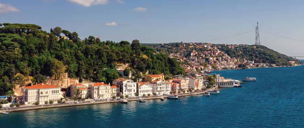 Six Senses Kocatas Mansions, Istanbul: An urban resort where Asia meets Europe